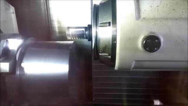 Fræsning store bakker CNC